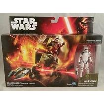 Star Wars Despertar De La Fuera Set 3 Naves Hasbro