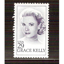 Grace Kelly 1993 Usa Princesa Y Actriz Nuevo