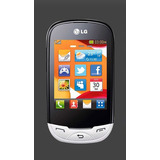 Lg T505 Unefon Wifi, Touch Redes Sociales!!!
