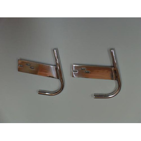 Defensa Deportiva T Bracks Diseño Cuerno Para Vocho Tuning
