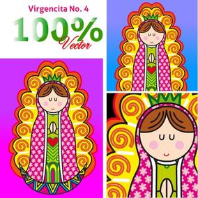 Virgencitas Y Santitos Para Imprimir A Gran Escala Vol. 4
