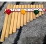 Flauta Pan Peruana Simples 13 Notas