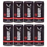Energetico Bad Boy Power Drink 08 Latas 269ml