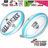 Pelota Rugby Gilbert Los Pumas Nº 5 Reglamentaria Sintetico