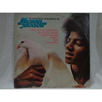 Lp Vinil-os Grandes Sucessos De Michael Jackson-motown-1975