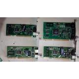 Tarjeta Red Ethernet 10 Mbits Para Puerto Isa