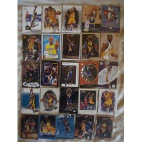 Kobe Bryant Varias Tarjetas Desde 20.00 En Adelante C/una