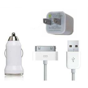 Kit Cargador Para Ipod/iphone/ipad Op4