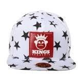 Bone Aba Reta Importados Snapback Ny 4m Kings Varios Modelos