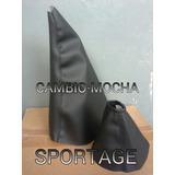 Forro De Palanca De Cambio-mocha Kia Sportage 2002-2007