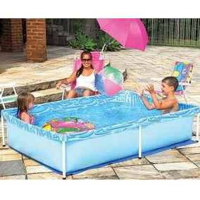 Piscina de plastico 1000 litros piscinas no mercado - Piscina pequena plastico ...