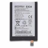 Batería Para Motorola Ex34 Moto X Xt1058 Envio Gratis