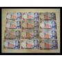 12 Billetes De 50 Bolivares