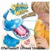 Ballena Splash Kreisel Original Juguete Niños