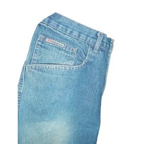Pantalon De Jean Masculino Onda Gastada