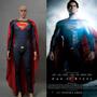 Roupa Cosplay Super Man Super Homen Filme Fantasia