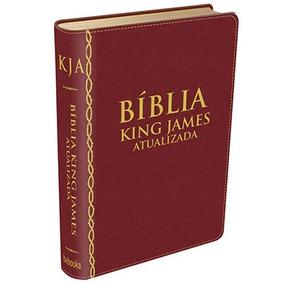 Bíblia King James De Estudo Lançamento 2016