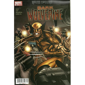 Marvel Comicsdark Wolverine El Principe #63. Rgl