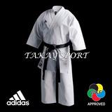 Karategui Kata adidas Champion Wkf Talla 155 Uniforme Karate