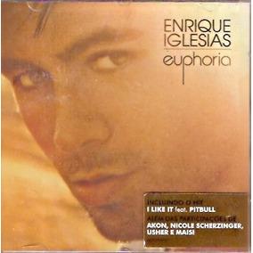 Cd Enrique Iglesias - Euphoria - Novo***