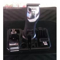 Afeitadora Electrica Corporal Wahl Recargable Con Accesorios