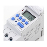Timer Digital Interruptor Horario Programable Profesional