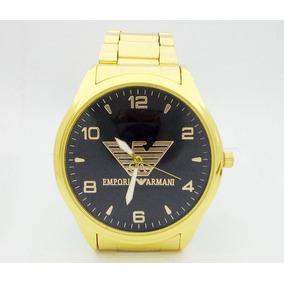 Relogio Emporio Armani Dourado Outro Unissex - Relógios De Pulso no ... 29a67030f2