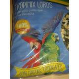 Alimento Para Loros Y Guacamayos X 750grs Zootec