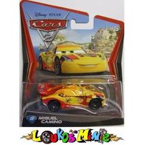 Disney Cars 2 Miguel Camino Espanhol Wgp Lacrado Original