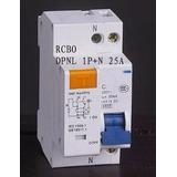 Interruptor Diferencial Residual 32a Proteção Contra Choque