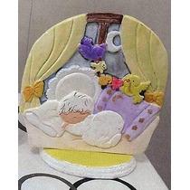 Adorno Para Torta Bebe Bautismo (nena Y Nene)