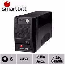 Ups Nobreak Regulador Smartbitt Nb750 35 Minutos De Respaldo