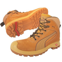Botas Puma Work Shoes Nullarbor Original Talla 9