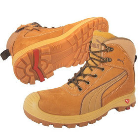 Botas Puma Work Shoes Nullarbor Original Tallas 8 Y 9