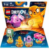Lego Dimensions Hora De Aventura Adventure Time Xbox Wiiu