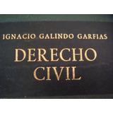 Libro Derecho Civil Ignacio Galindo Garfias 1979