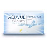 Lentes De Contacto: Acuvue Oasys Con Hydraclear