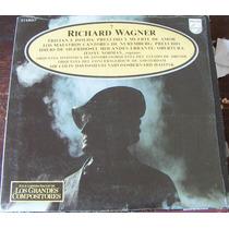 Clasica, Wagner, Los Grandes Compositores Vol 7, Lp12´,