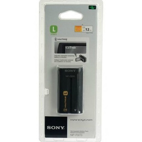 Bateria Sony Np-f970 Original F770 F330 F 570