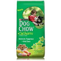 Dog Chow Cachorro Raza Mediana Y Grande - Bulto De 4 Kg