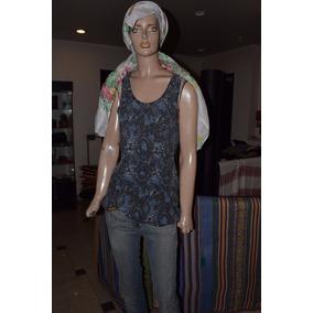 Maria Cher Musculosa Capitan America Simil Reptil Promo