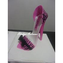 Zapato Adorno Porcelana Fria