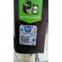 Ch563h Cartucho Hp 122xl Black (preto) Original Novo 8,5 Ml