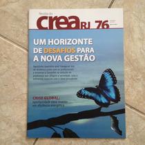 Revista Crea Rj 76 Abril/maio 2009 Crise Global Nova Gestão