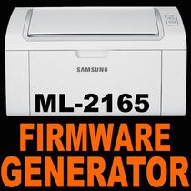 Reset Fix Chip Generador Firmware Ilimitado Ml-2165