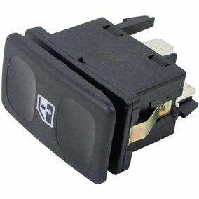 Interruptor Botao Vidro Eletrico Gol Quadrado Gts Santana
