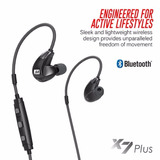 Auriculares Mee Audio X7 Plus In Ear Stereo Bluetooth Mic