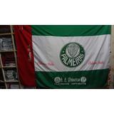 Linda Bandeira Do Palmeiras 1,30 Altura X 2,00 Comprimento