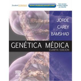 Jorde Carey Bamshad Genética Medica 4 Ed Digital