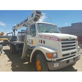 Grua Titan National Crane 562 2000 15 Toneladas
